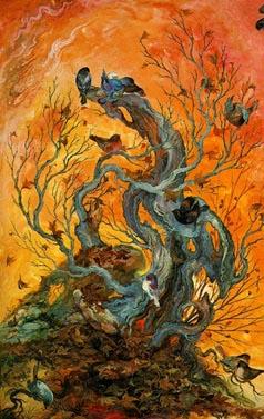 نظری به هنر ایران