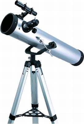 انواع تلسکوپ ها