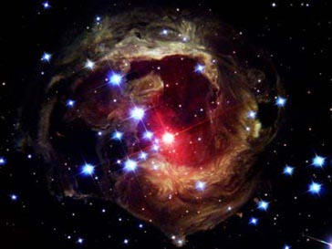 دمای ستاره