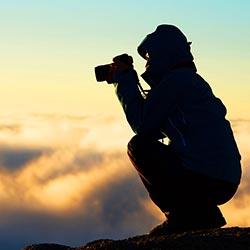آشنایی با حرفه عکاسی