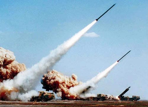 موشک و انواع سوخت آن